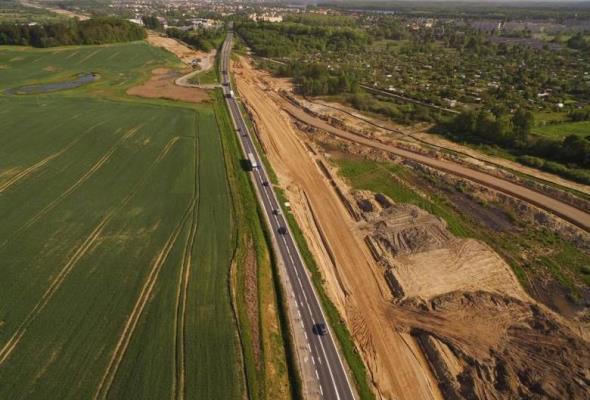 Jest umowa na projekt i budowę S11 Zegrze Pomorskie – Kłanino