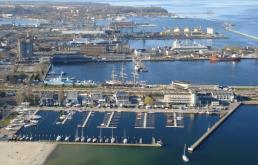 Nadchodzący rok czasem inwestycji w portach w Gdyni i Gdańsku