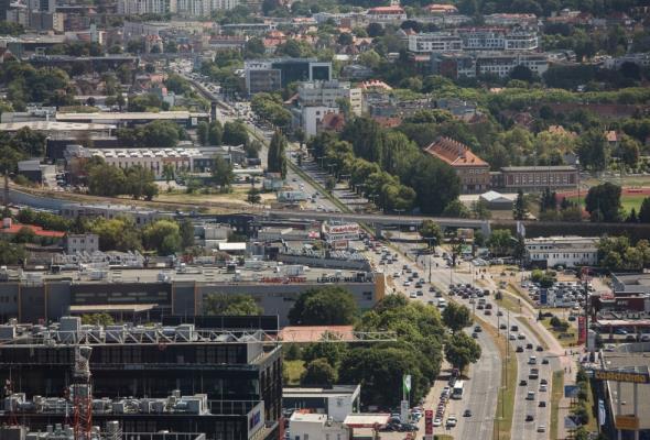 Gdańsk. 5 firm chętnych na modernizację al. Grunwaldzkiej