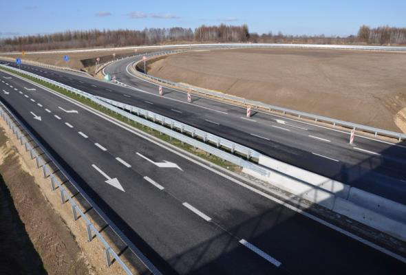 Śląskie inwestycje drogowe pozytywnie ocenione przez rząd