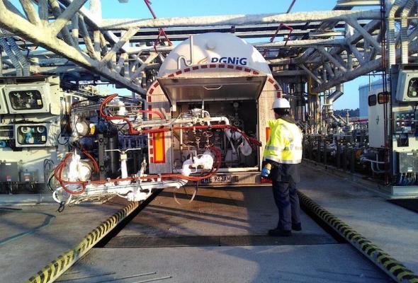 Polskie LNG pokazało możliwości gazoportu po planowanej rozbudowie