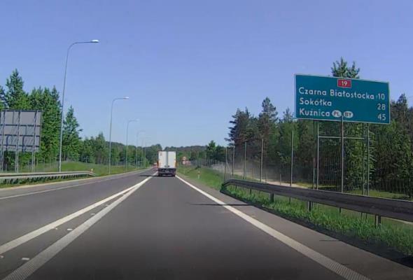 Jest wniosek o decyzję środowiskową na ostatni odcinek S19 na Podlasiu