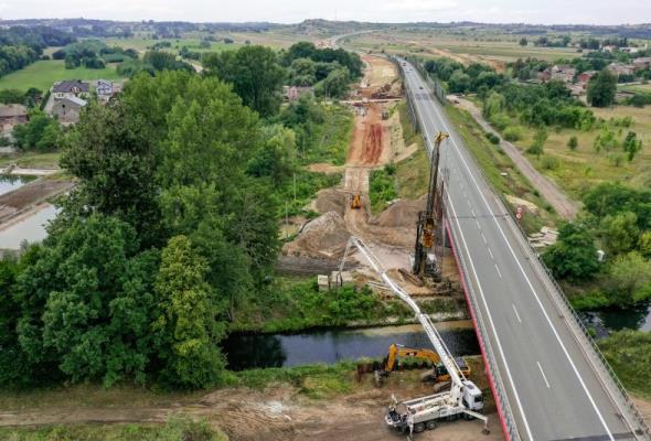 10 ofert na budowę S1 Podwarpie - Dąbrowa Górnicza