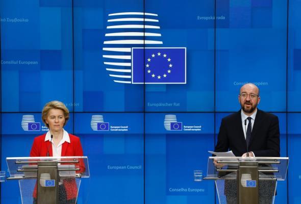 KE potwierdza: Zewnętrzne granice UE zamknięte na 30 dni