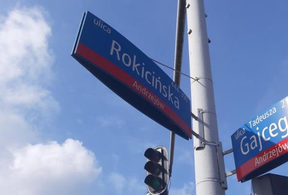 Łódź: W lipcu koniec przebudowy Rokicińskiej