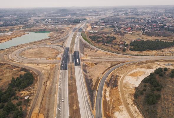 Dwie trasy numer 1 na Śląsku – autostrada i ekspresówka – bilans po zimie