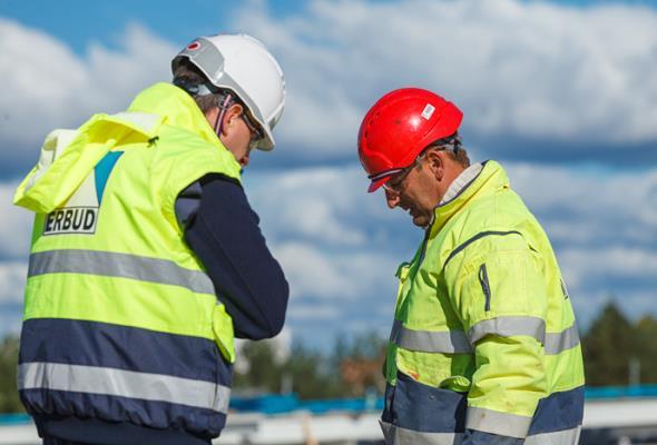 Erbud zamyka wszystkie budowy w Belgii