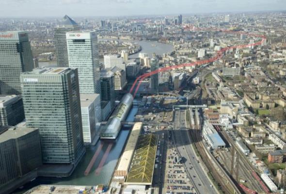 Wielkie inwestycje w Londynie możliwe dzięki BIM