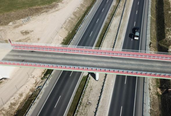 Podpisano umowę na drogi i wiadukt w ramach realizacji S5 Poznań – Wroczyn