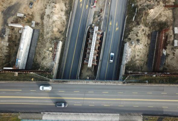 KBI najkorzystniejsze na budowę wiaduktu na węźle Szczecin Kijewo