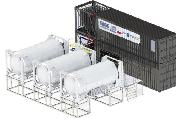 Lotos otwiera pierwszą stację tankowania LNG