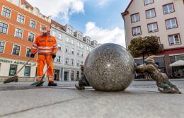 Wrocław. FBSerwis dalej dba o Stare Miasto i Krzyki