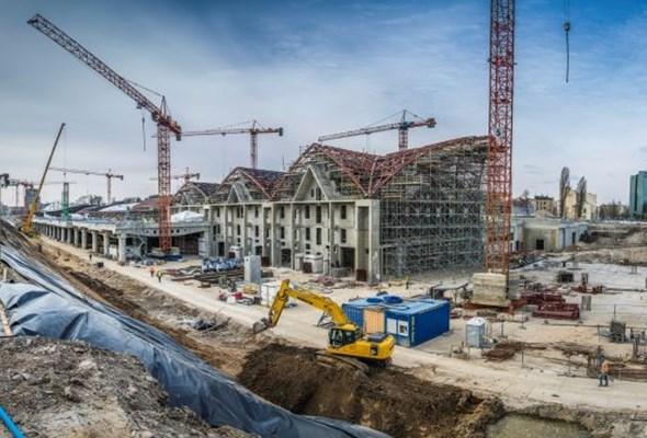 W Łodzi powstaje najdłuższy tunel kolejowy w Polsce