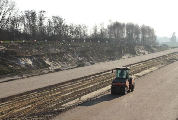 Rusza budowa węzła Łódź Lublinek na S14 Zachodniej Obwodnicy Łodzi