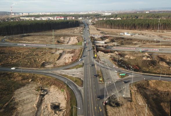 Strabag najkorzystniejszy na budowę węzła Szczecin Kijewo