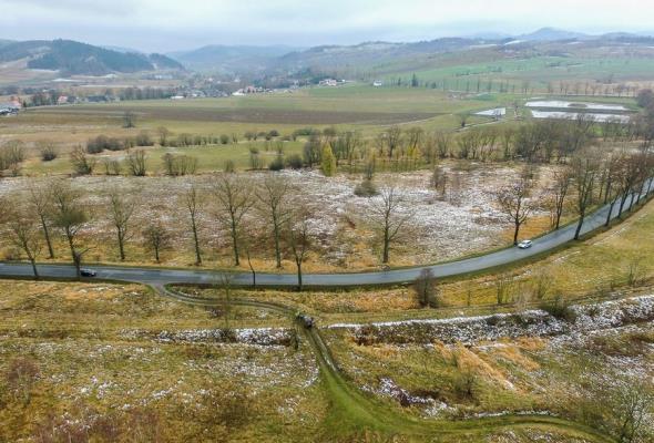 Tak będzie wyglądała ekspresowa trójka przy granicy z Czechami