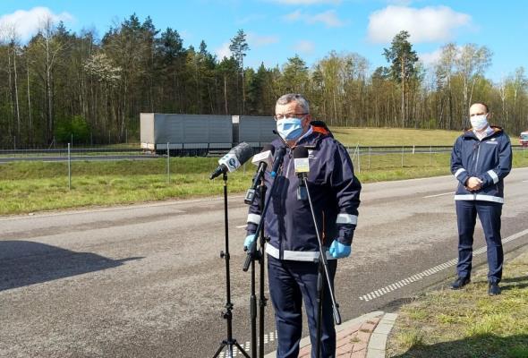 Adamczyk: S19 powstanie do 2025 r. Rusza przetarg na pierwsze podlaskie odcinki