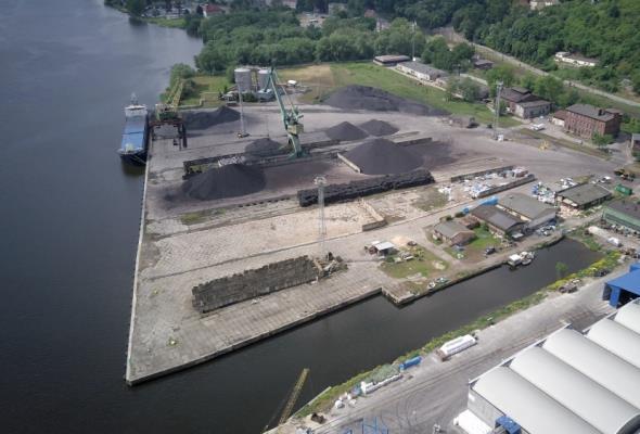 Wybrzeże Huk w Porcie Szczecin do przebudowy