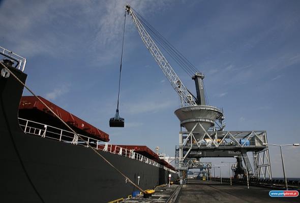 Port Gdańsk z 8-proc. spadkiem po I kwartale 2020 roku