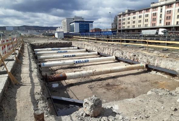 PLK: Modernizacja torów do trójmiejskich portów też idzie do przodu