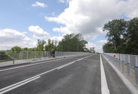 Nowy most na Wisłoce w Mielcu już otwarty