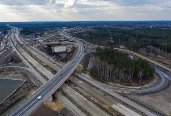 GDDKiA: Koszty budowy kilometra autostrady i ekspresówki są porównywalne