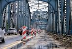 Remont mostu w Toruniu jednak bez przeprawy tymczasowej