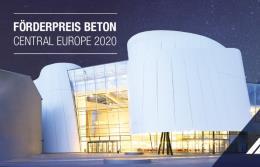 Przedłużono nabór w konkursie CEMEX Föerderpreis Beton Award
