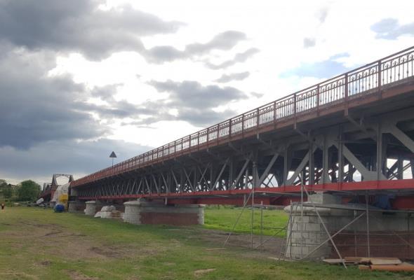 Most na Ścinawie dopiero w 2022 roku