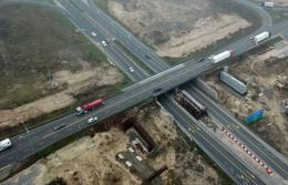 KBI dokończy wiadukt na węźle Szczecin Kijewo na A6. Jest umowa