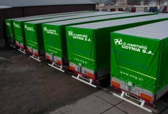 OT Logistics podjął decyzję o sprzedaży C.Hartwig Gdynia