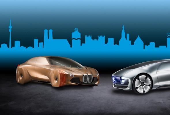Nie będzie pojazdu autonomicznego od BMW i Mercedesa