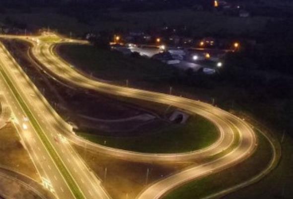 Małopolska. Nowy węzeł na A4 oddany do użytku kierowców