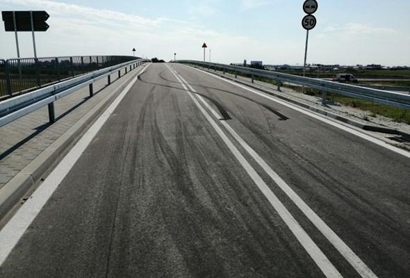 Budowa dróg dojazdowych i wiaduktu na S5 Poznań – Wronczyn zakończona