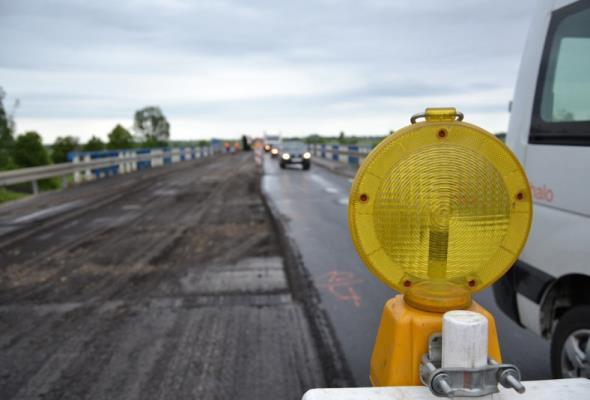Rozpoczęła się realizacja mostu na Obrze w Jaraczewie