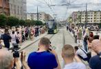 Gorzów: Ruszyły tramwaje po niemal trzech latach przerwy