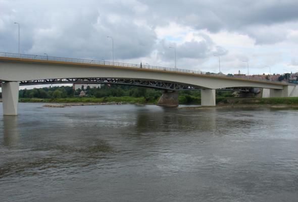 Będzie nowy most na Wiśle w Sandomierzu. Jest decyzja środowiskowa