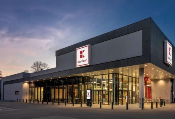 Kaufland ma własną sieć ładowania samochodów elektrycznych