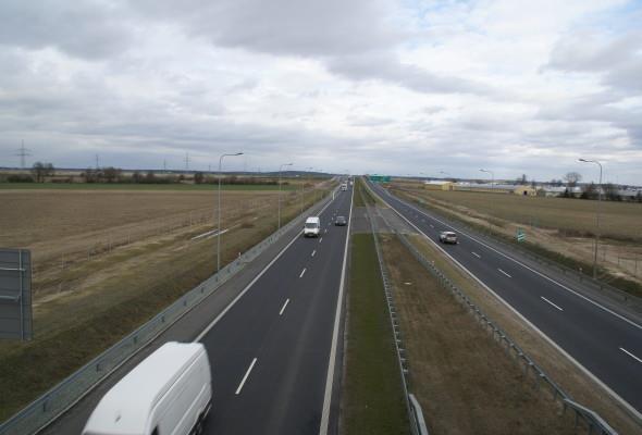 Są oferty na prace przy jezdni S5 Poznań – Wronczyn