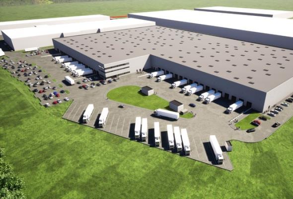 DHL i DL Invest Group rozbudują centrum logistyczne w Psarach
