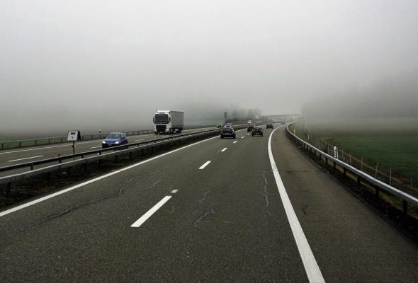 GDDKiA chce lepiej informować o parkingach dla ciężarówek