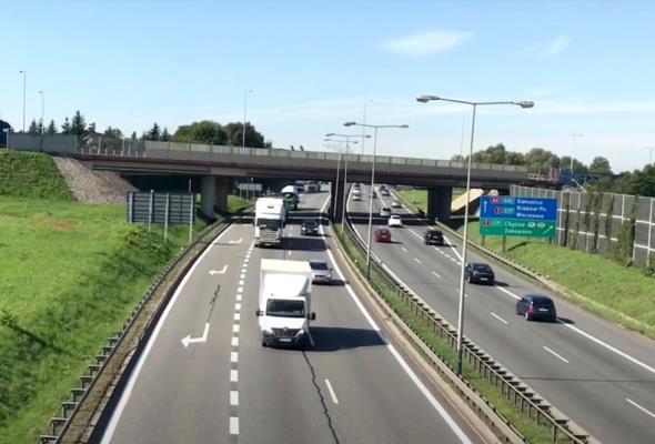 Remont wiaduktu w Krakowie wkracza na kolejny etap