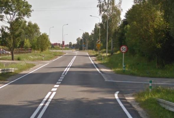 Bliżej rozbudowy DK-79 Skrzypaczowice – Osiek