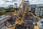 Rozwiązanie szyte na miarę – zabezpieczenie głębokich wykopów w zabudowie miejskiej