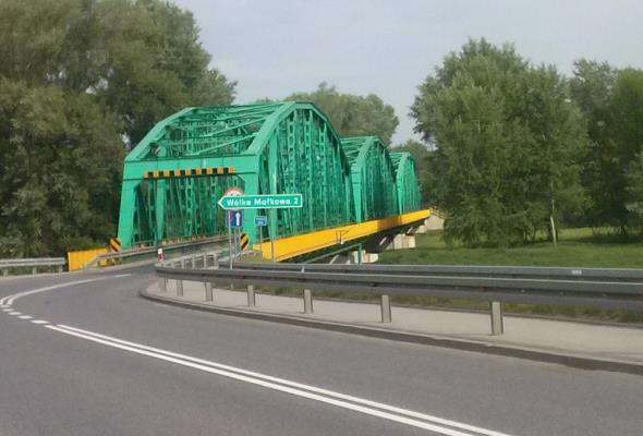 Wybrany wykonawca mostu na Wisłoku w Tryńczy