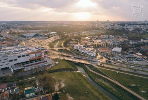 Lublin. Most na al. Unii Lubelskiej potrzebuje podparcia. To tylko tymczasowe rozwiązanie