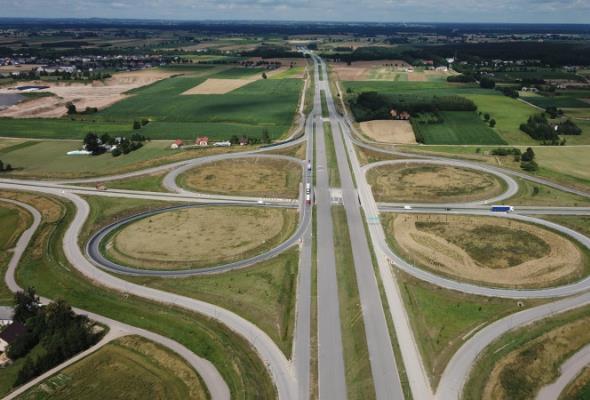 Jest ostatni wniosek o ZRID dla szlaku Via Baltica