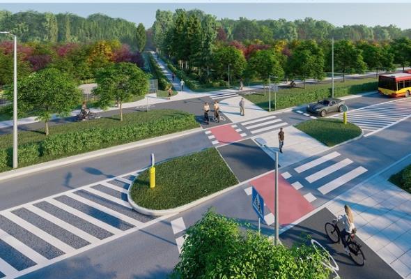 Wrocław. Jest zielone światło dla Alei Wielkiej Wyspy. Powstaną dwa mosty