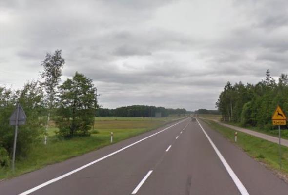 Rusza przetarg na koncepcję dla DK-8 Sztabin – Augustów