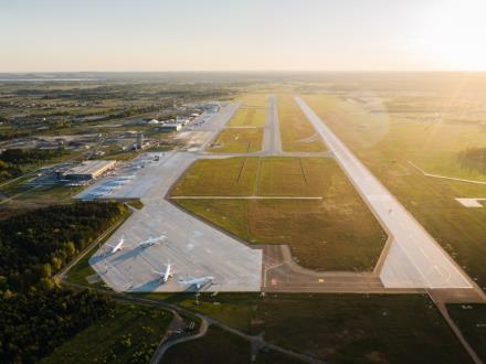 KE: 142 mln zł dla polskich lotnisk zatwierdzone!